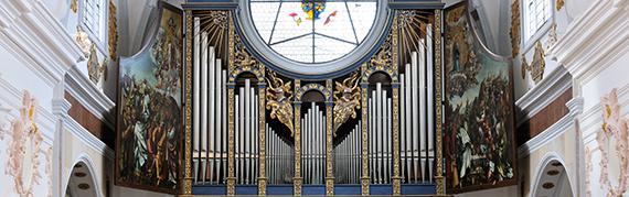 Orgel der St. Anna Kirche, Augsburg