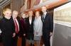 Wilhelm F. Walz (von links), Pfarrer Dr. Bernhad Sokol, Prof. Dr. Elisabeth Naurath, Maria-Anna Immerz, Sigrun Maxzin-Weigel und Otto Bachmeier   Foto: Ruth Plössel