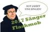 Flashmob - 2017 Sänger