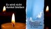 Ökumenischer Gottesdienst für Trauernde