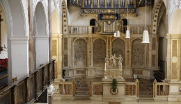 Fuggerkapelle St. Anna Augsburg | Foto K. Lipa