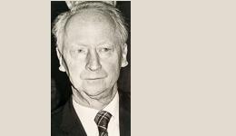 Dekan Klaus-Peter Schmid
