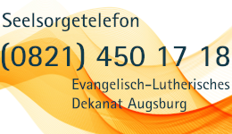 Seelsorgetelefon (0821) 450 17 18