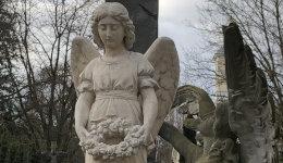 Protestantischer Friedhof Augsburg