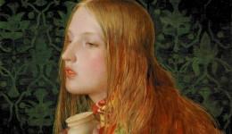 Mary Magdalene, Gemälde von Frederick Sandys (gemeinfrei)