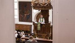 St. Anna Kirche | Friedensfest (Foto: I. Hoffmann)