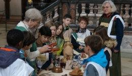 Führung in der Basilika St. Ulrich und Afra: Afra und die Römer