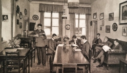 Annakolleg | Historische Postkarte
