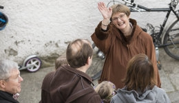 Verabschiedung Stadtdekanin Susanne Kasch